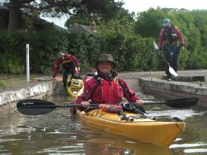 Starting our Wales Circumnavigation by Sea Kayak
