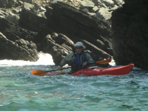 Sea Kayaking St Martins Have to Dale