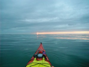 Sea Kayaking Image