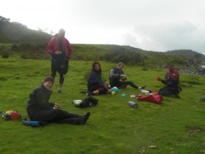 A Sea Kayaking Lunch in Scotland Image