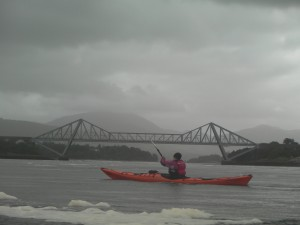 Sea Kayaking Connel Bridge Image