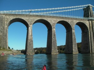 Britannia Bridge Image