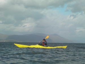 Sea Kayaking Scotland Image