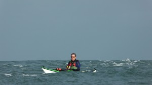 Sea Kayak at South Bishop Race