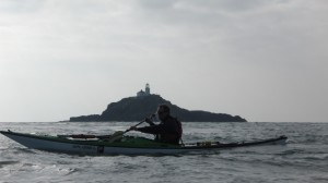 Sea Kayak and South Bishop Lighthouse