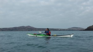 Sea Kayak Ramsey Island