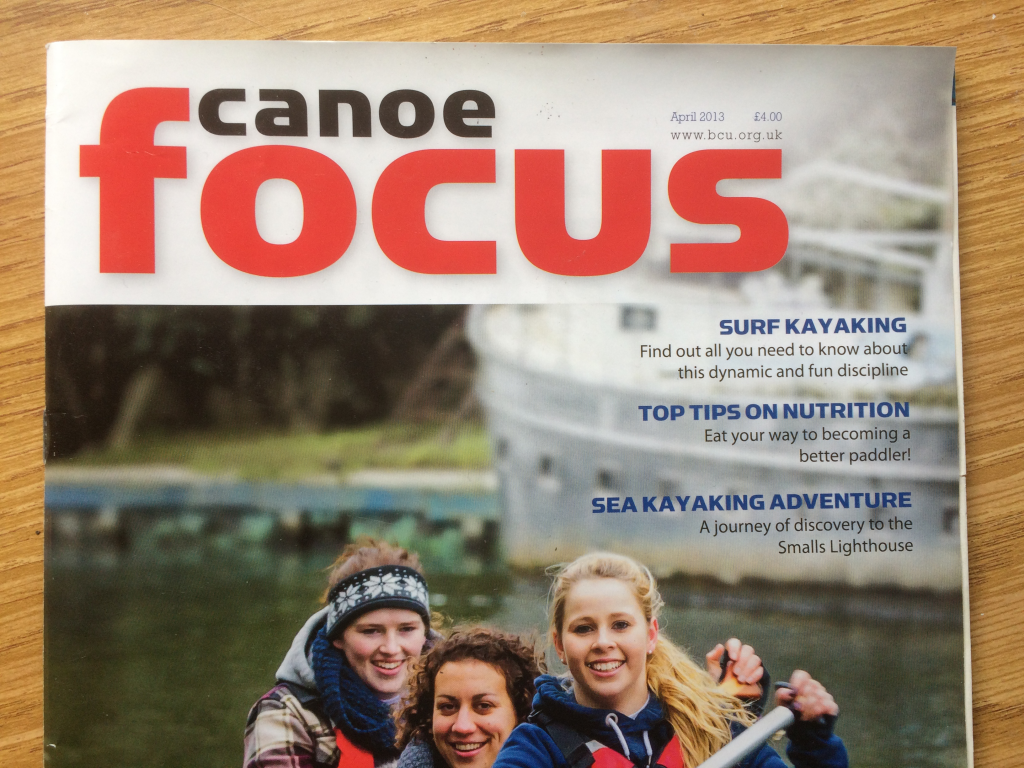 Canoe Focus Smalls Lighthouse Cover Image